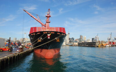 Swire Shipping service improvement to Motukea Port (Port Moresby, PNG)